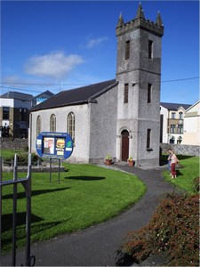 Mini-Mullingar church