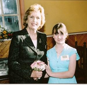 Mini-Trinity Cork 26 Nov 2010President & Niamh