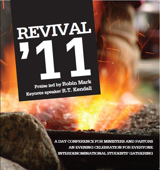 Revival flyer cover