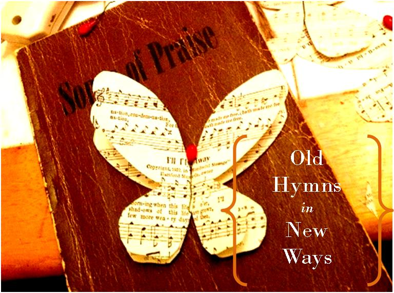 Old hymns grouped graphic